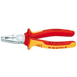 ALICATES UNIVERSALES KNIPEX