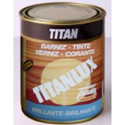 BARNIZ.TINTE MADERA ROBLE    125ML