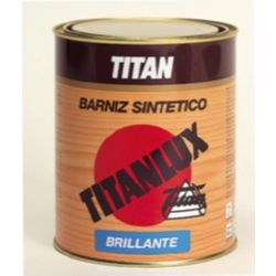 BARNIZ.TITANLUX BRILLANTE    125ML