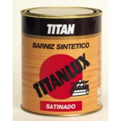 BARNIZ.TITANLUX SATINADO     375ML