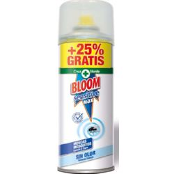 BLOOM MAX SENSITIVE 400ML 24