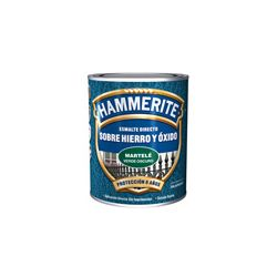Hammerite Esmalte Metalico Martele Marron 750ml