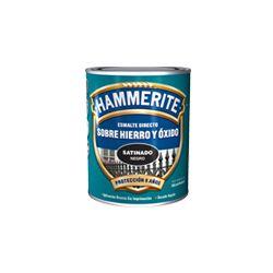 Hammerite Esmalte Metalico Satinado Gris 750ml