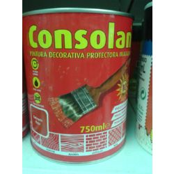 Pintura MULTI Rojo 750ml