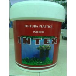 Pintura plastica intex interior 4l - Precio pintura plastica interior ...