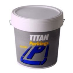 TITAN PARKINGS ROJO        15L