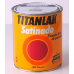 TITANLAK SAT.MARRON      375ML