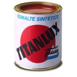 TITANLUX NEGRO MATE      125ML