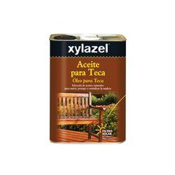 XYLAZEL ACEITE PARA TECA INCOLORO 2,5L